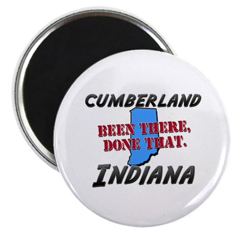 cumberland indiana - been there, done that Magnet
