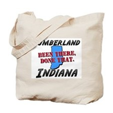 cumberland indiana - been there, done that Tote Ba