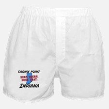 crown point indiana - been there, done that Boxer