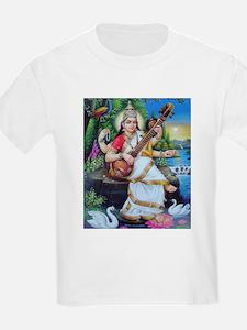 Saraswati ji T-Shirt