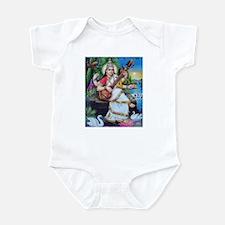 Saraswati ji Infant Bodysuit