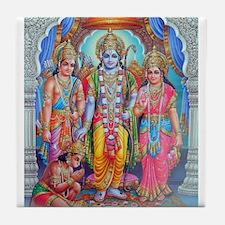 Ram Sita Lakshman ji Tile Coaster