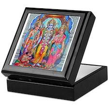 Ram Sita Lakshman ji Keepsake Box