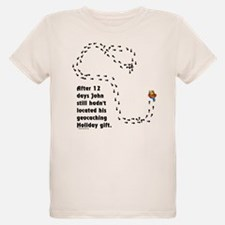 Holiday Geocacher T-Shirt