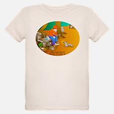 Geocaching Blues T-Shirt