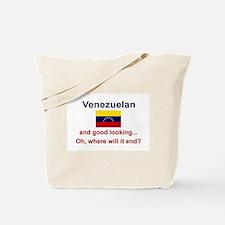 Good Looking Venezuelan Tote Bag
