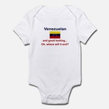 Good Looking Venezuelan Infant Bodysuit