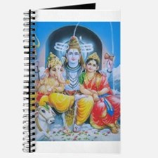 Shiva Parvati Ganesh ji Journal