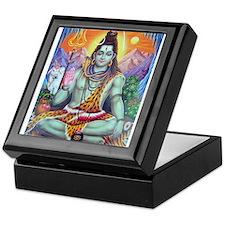 Shiv Ji Keepsake Box