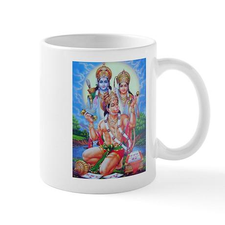 Ram Sita Hanuman Mug