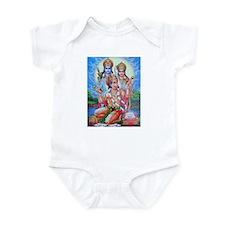Ram Sita Hanuman Infant Bodysuit