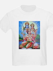Ram Sita Hanuman T-Shirt