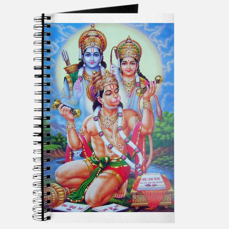 Ram Sita Hanuman Journal