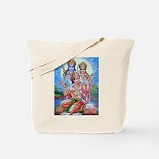 Ram Sita Hanuman Tote Bag