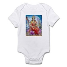 Lakhsmi mata Infant Bodysuit