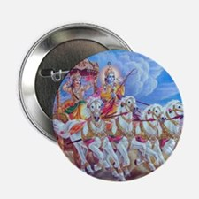 "Krishna Arjuna 2.25"" Button"