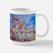 Krishna Arjuna Mug
