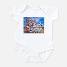 Krishna Arjuna Infant Bodysuit