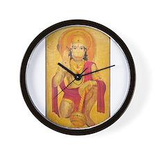 Hanuman Ji Wall Clock