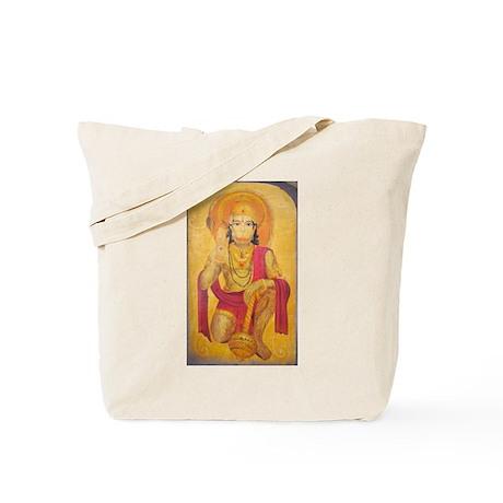 Hanuman Ji Tote Bag