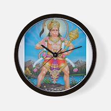 Jai Hanuman Wall Clock
