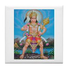 Jai Hanuman Tile Coaster