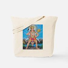 Jai Hanuman Tote Bag
