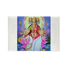 Gayatri mata Rectangle Magnet