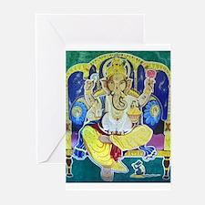 Jai Ganesh Greeting Cards (Pk of 10)
