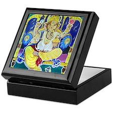 Jai Ganesh Keepsake Box