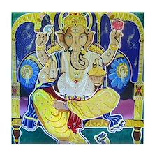 Jai Ganesh Tile Coaster