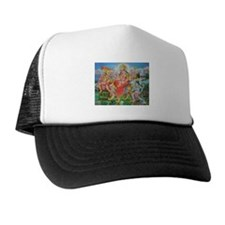Durga Mata Trucker Hat