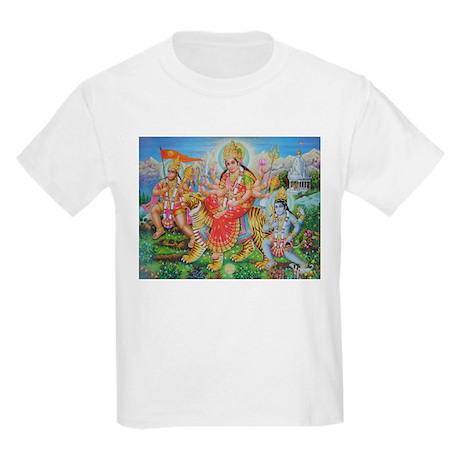 Durga Mata Kids Light T-Shirt