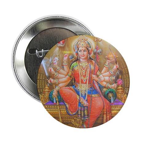 "Durga ji 2.25"" Button"