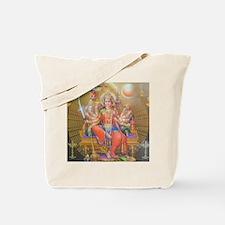 Durga ji Tote Bag
