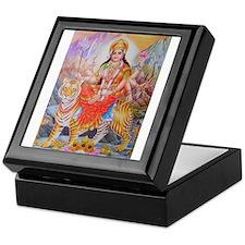 Durga mata ji Keepsake Box