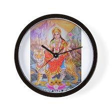 Durga mata ji Wall Clock