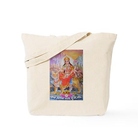 Durga mata ji Tote Bag