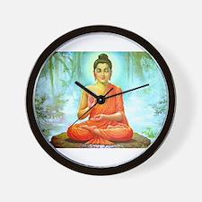 Buddha ji Wall Clock
