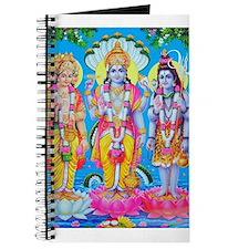 Brahma Vishnu Shiva Journal