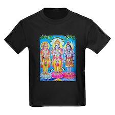 Brahma Vishnu Shiva T