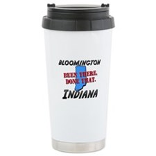 bloomington indiana - been there, done that Cerami