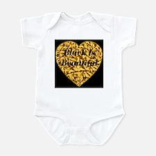 Black Is Beautiful Infant Creeper