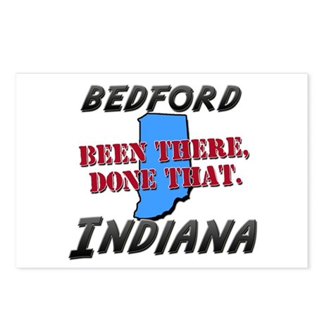 bedford indiana - been there, done that Postcards