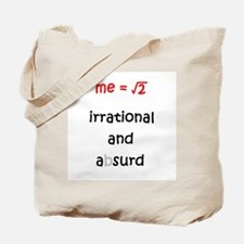 Root Two Tote Bag