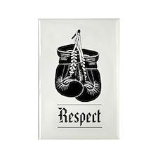 """""""Respect"""" Magnet"""