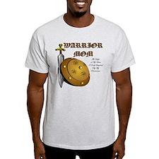 Autism Warrior Mom 2 T-Shirt