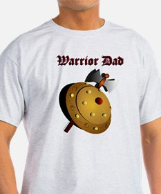 Autism Warrior Dad 1 T-Shirt