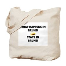 What Happens In BRUNEI Stays There Tote Bag