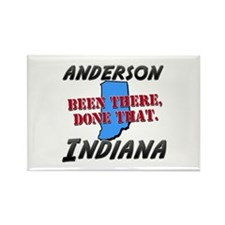 anderson indiana - been there, done that Rectangle